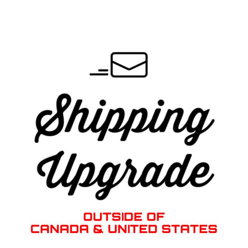 SHIPPING UPGRADE INTERNATIONAL