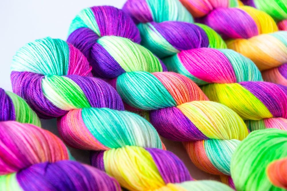 Image of Soft Sock - Lunaria