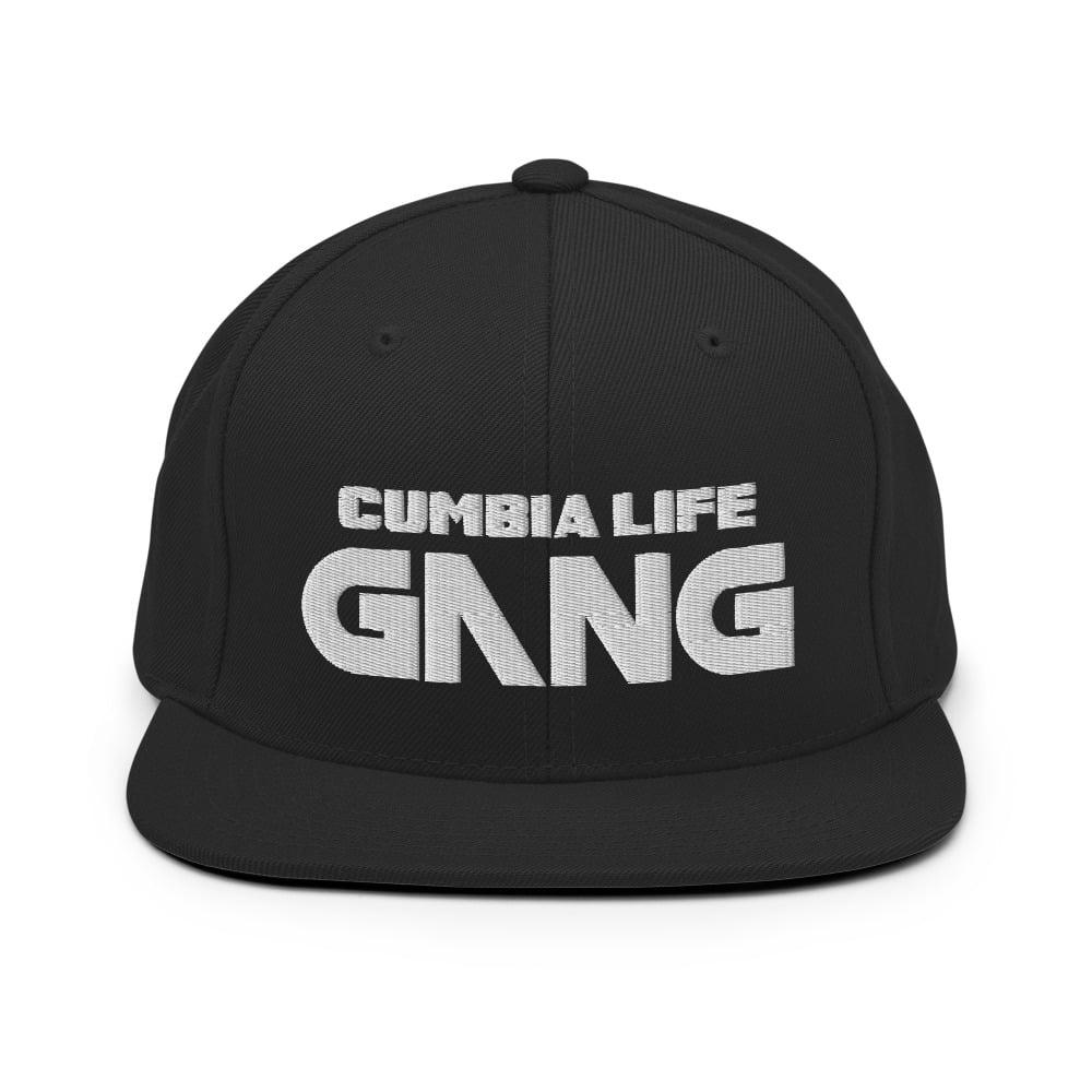 CUMBIA LIFE GANG Snapback