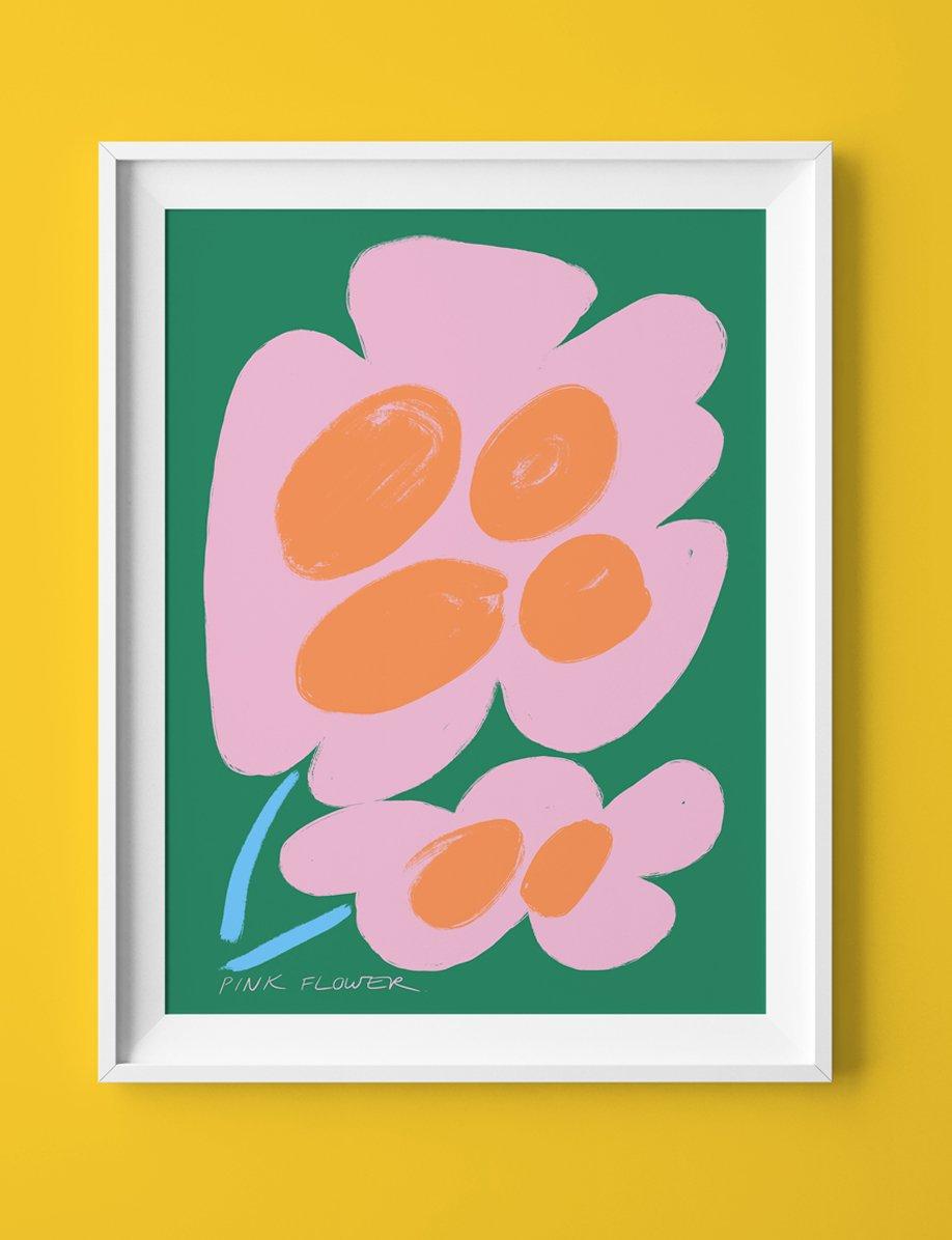 Image of Pink Flower