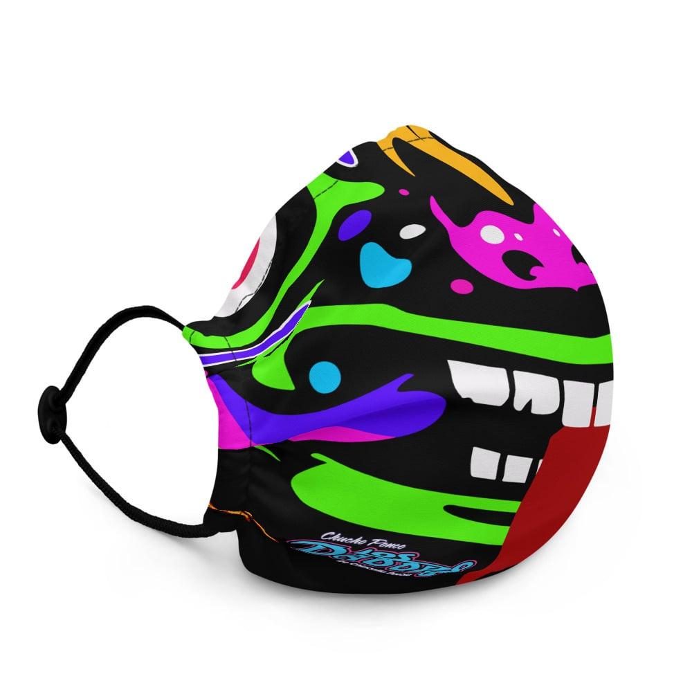 LOS DADDYS JAGUAR Premium Face mask