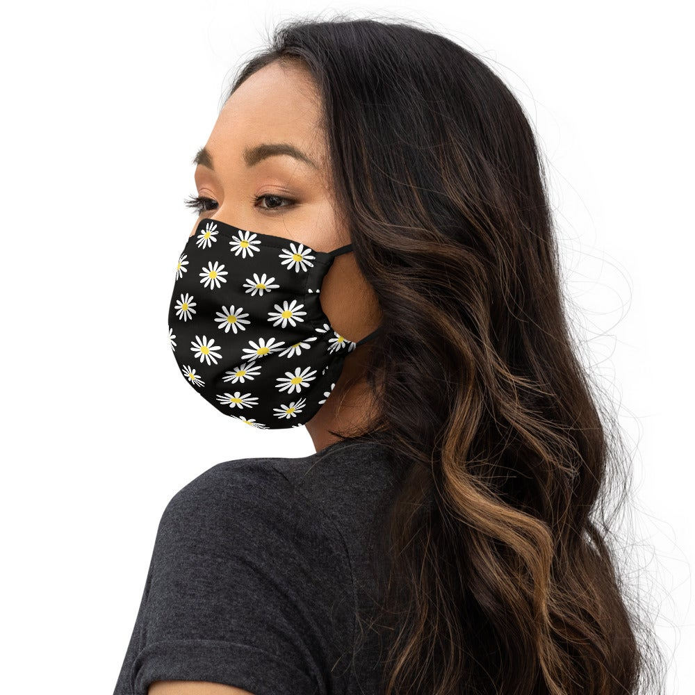 Image of Coming Up Premium Face Mask