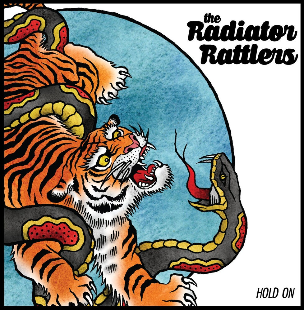 Image of Radiator Rattlers - Hold On LP