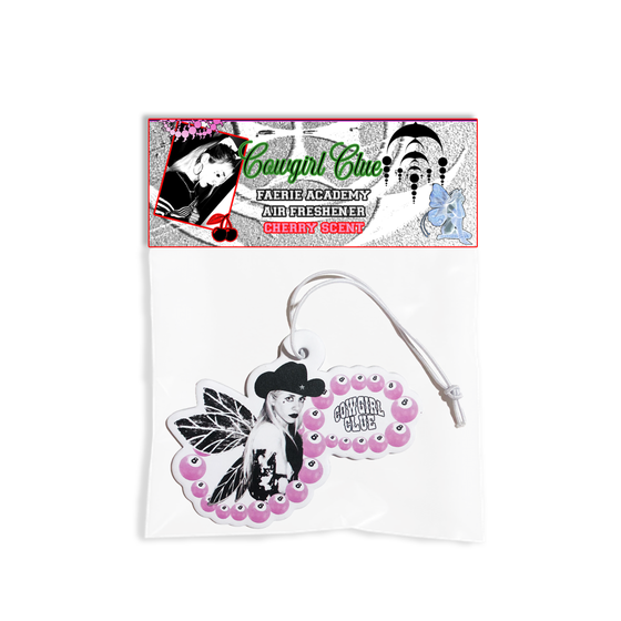 Image of Cowgirl Clue Air Freshener