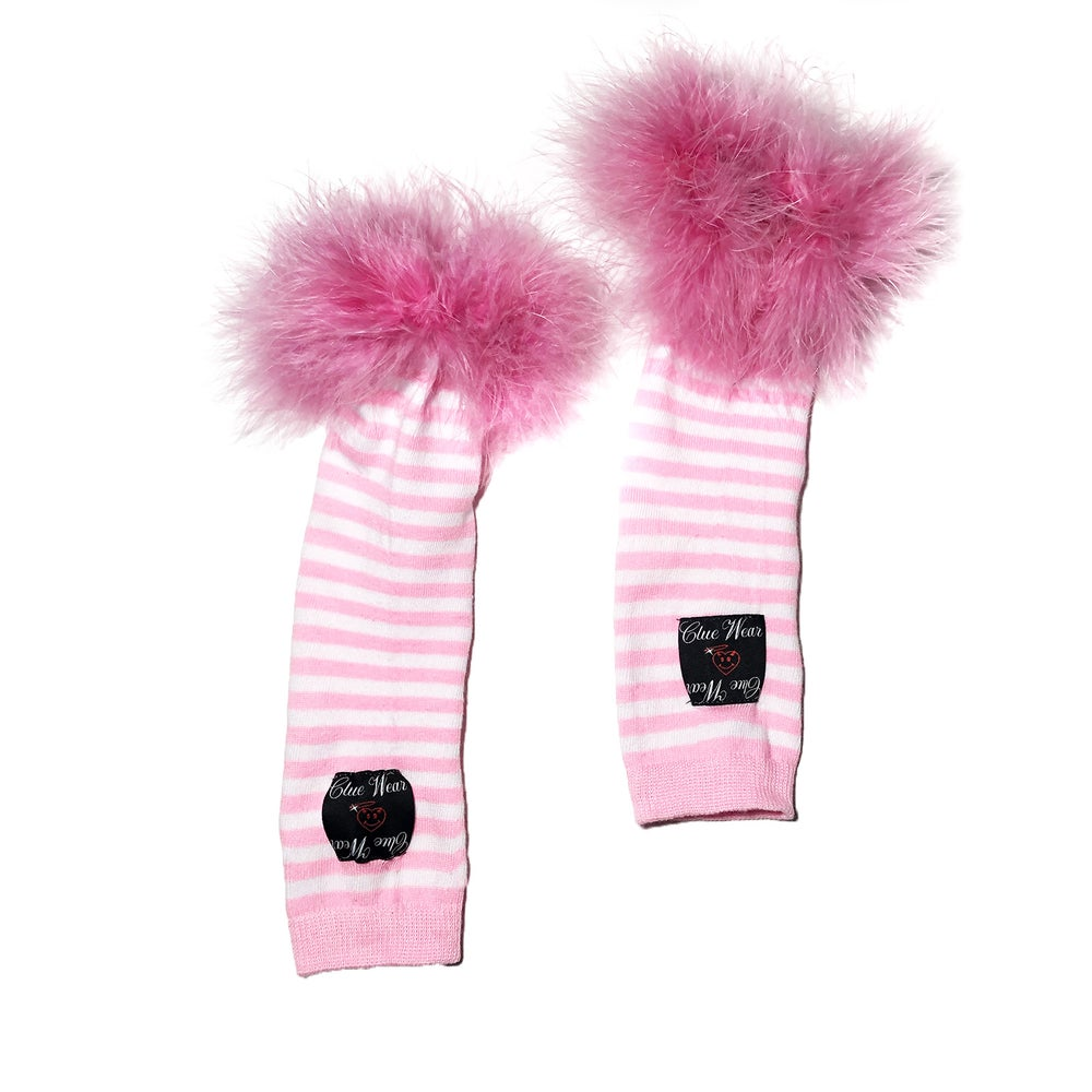 Image of Faerie Academy Arm Fuzzies (Pink)