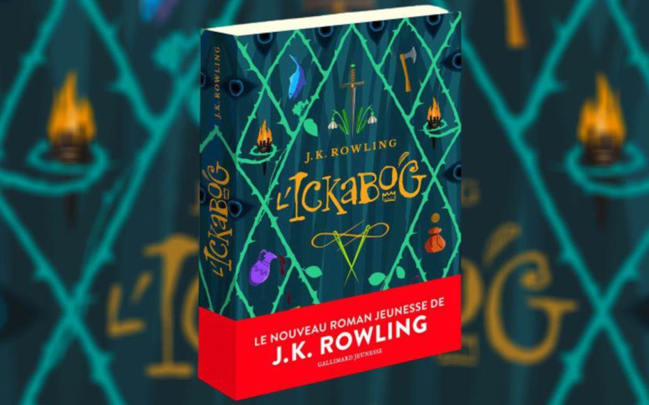 Image of L'ICKABOG deJ.K. Rowling / JEUNESSE