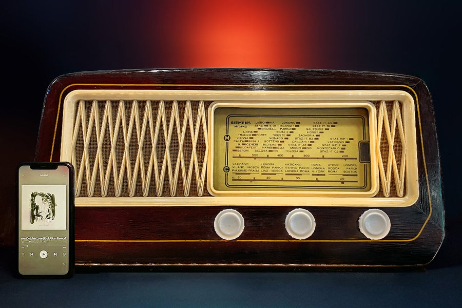 Image of SIEMENS SM5026 (1955) SPEAKER BLUETOTH