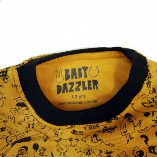 Image of Baby Dazzler tracksuit