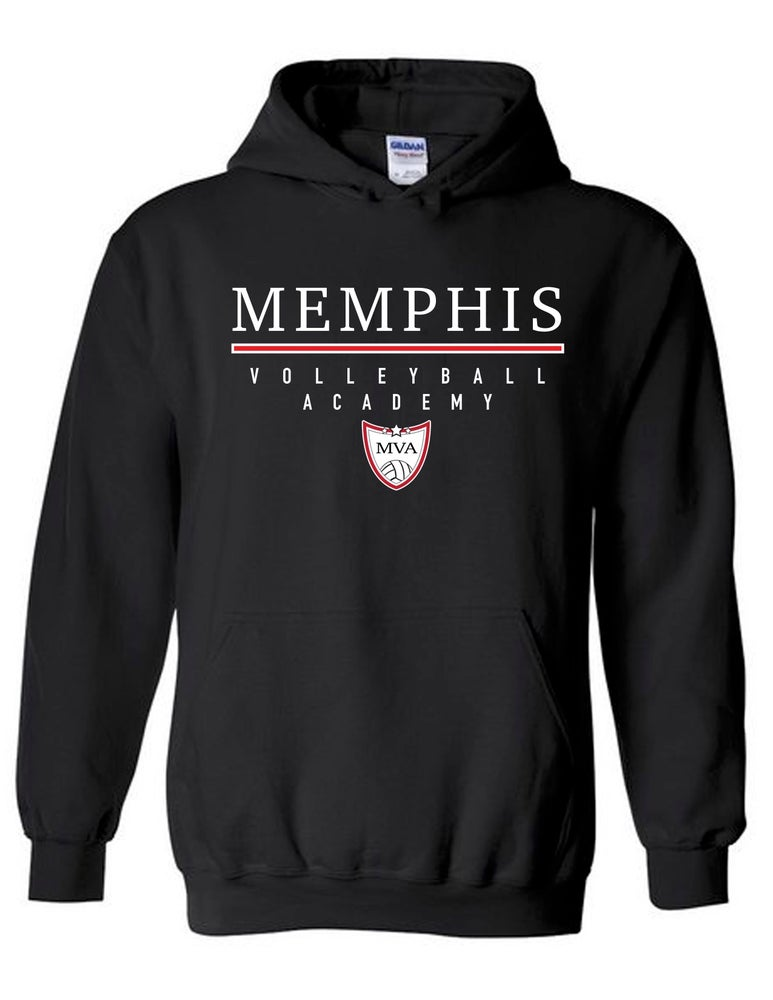 Image of Memphis Volleyball Academy Hoodies - (Multiple Color Options)