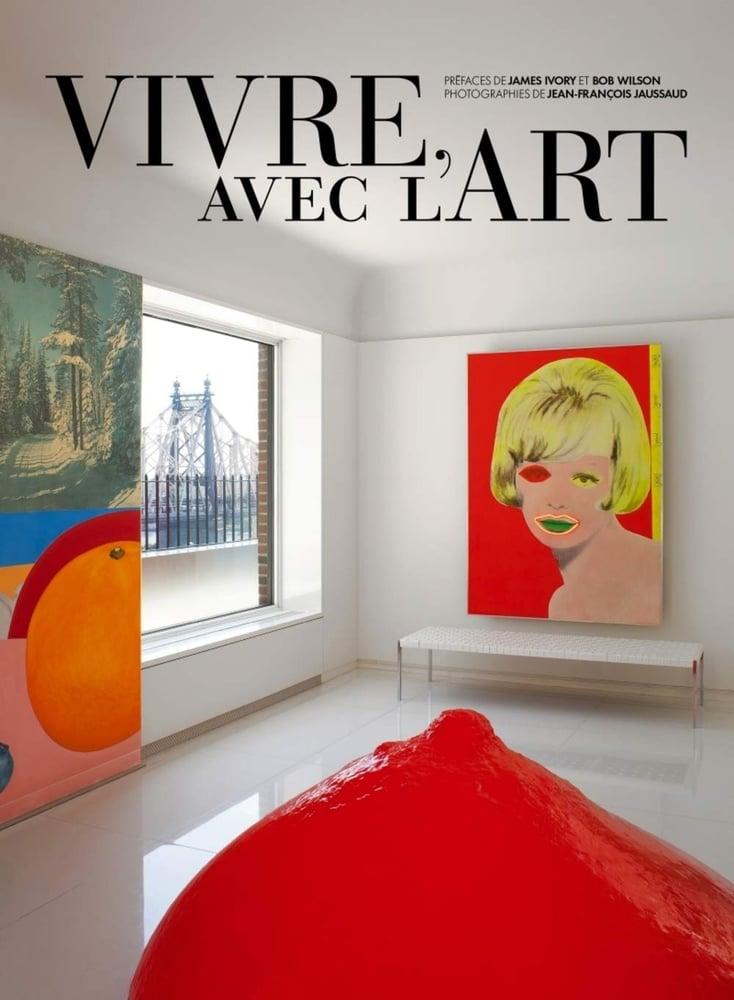 Image of  Elle Decoration : Vivre avec L'Art (Livre + 2 DVD)
