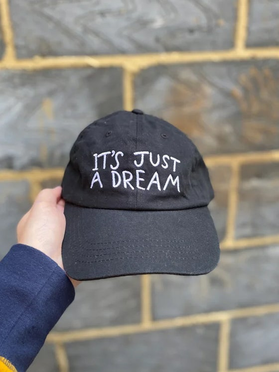 Image of IT'S JUST A DREAM EMBROIDERED CAP