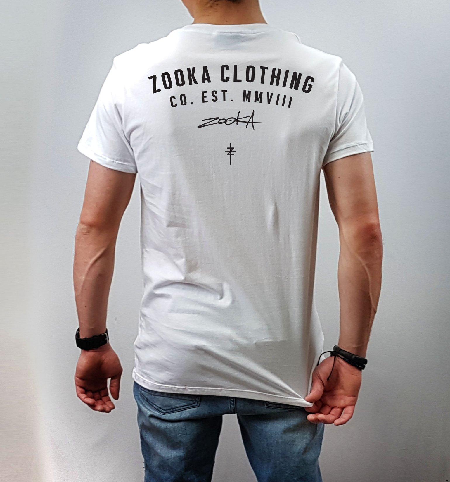 Image of CLOTHING CO WHITE