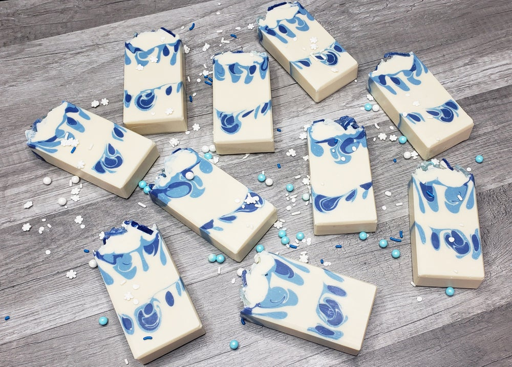 Image of WINTER WISHES COLD PROCESS HANDMADE SOAP