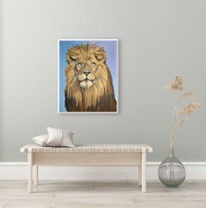 Image of The King (limited edition print)