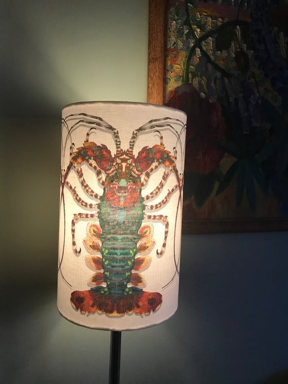 Image of Timorous Beasties Crustacean Lampshade