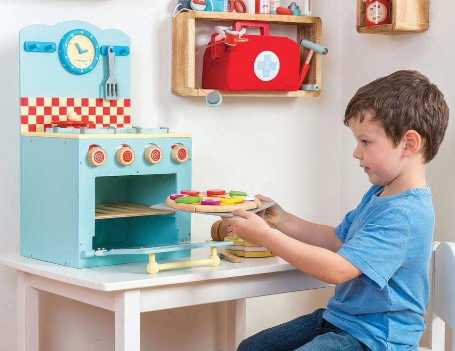 Image of Honey Bake Oven & Hob - BLUE