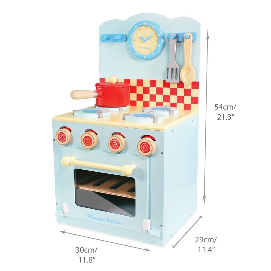Image of NEW - Blue oven & hob