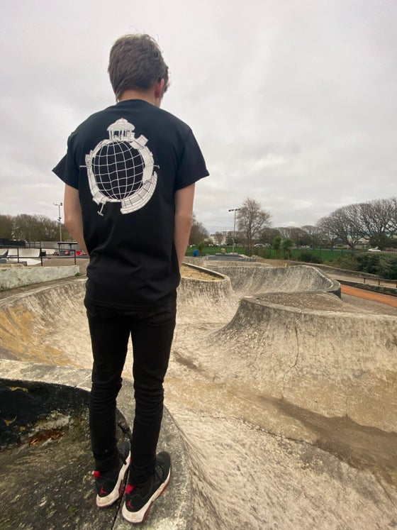 Image of Southsea Skatepark Worldwide Adult Tee