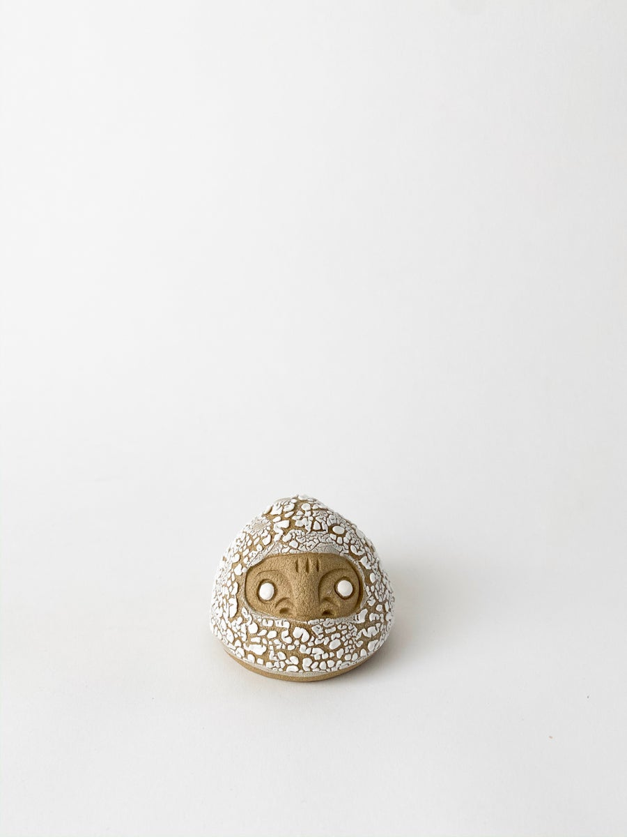 Image of Daruma Wishing Doll - Medium Crawl 2