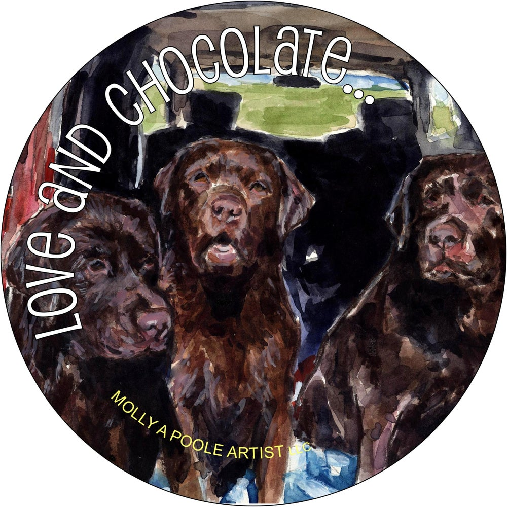 Image of NEW! Love and Chocolate....