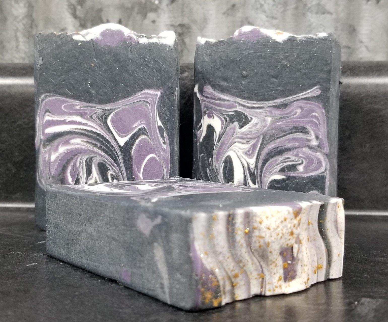 Image of Black Amber Musk - Goat Milk Soap