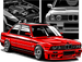 Image of E30 BMW M3 Turbo T-shirt