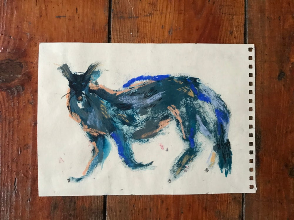 Image of Blue Lurcher