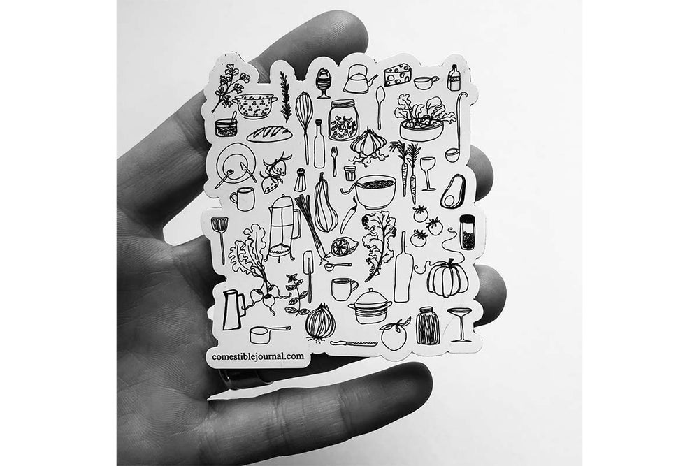 Image of Comestible Magnet