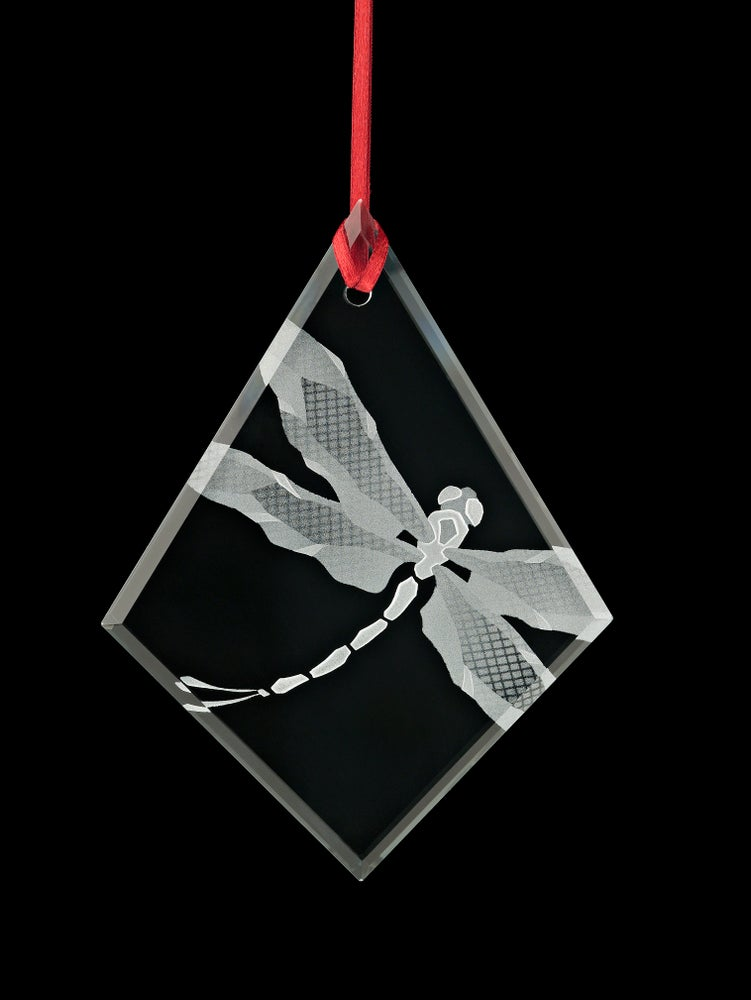 Image of Dragonfly (Up) Pendants