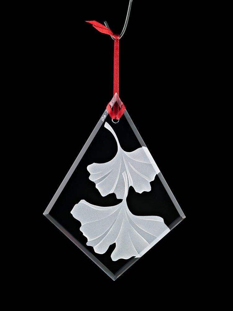 Image of Gingko Leaves Pendants