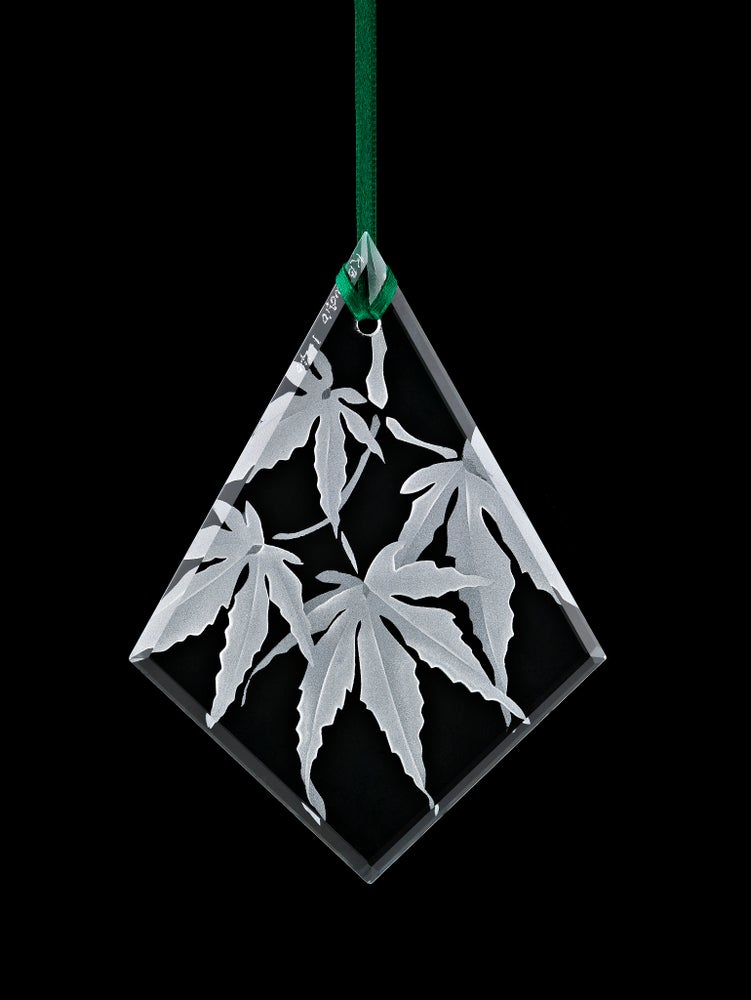 Image of Japanese Maple Leaves Pendant