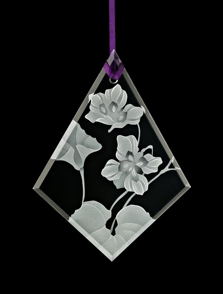 Image of Violets Pendants