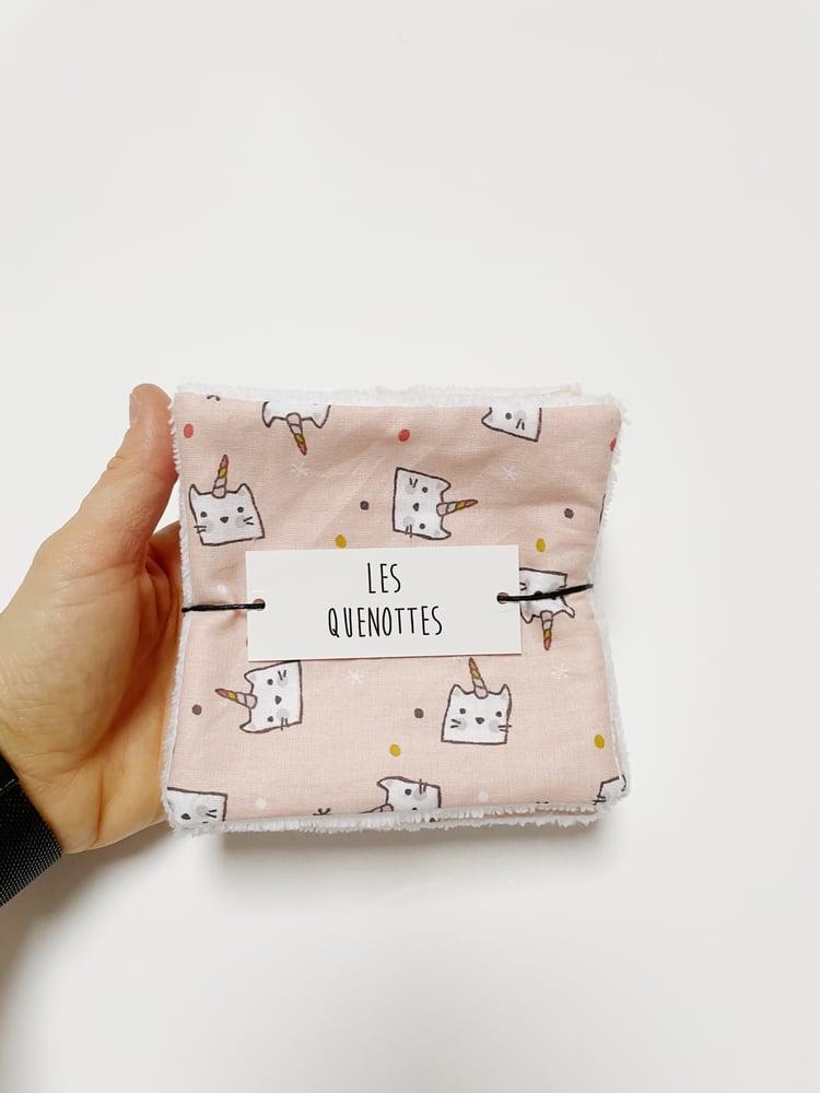 Image of Lingettes - lot de 6 - 2 choix possibles