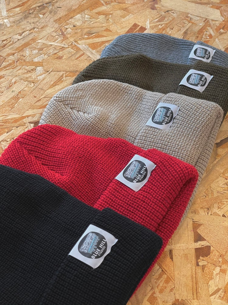 Image of Knitted beanie