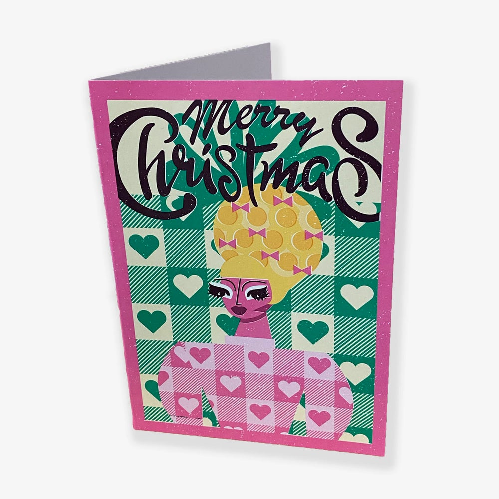 Image of Trixie Christmas Cards (Set of 3) - Signed and Unsigned