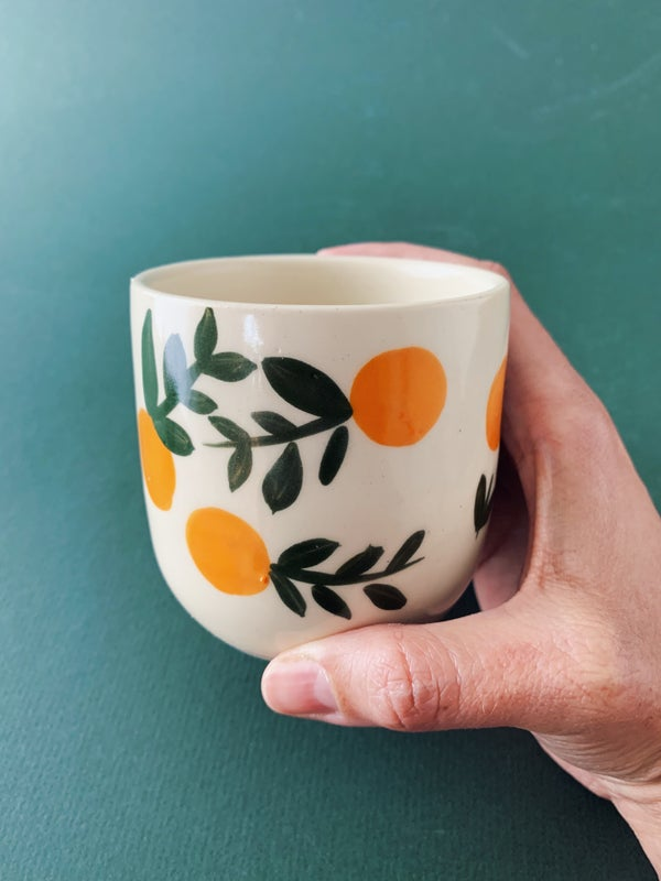 Image of Oranges cup