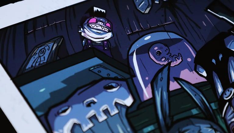 Image of NEW!- Splinters Family Headshot  - Signed