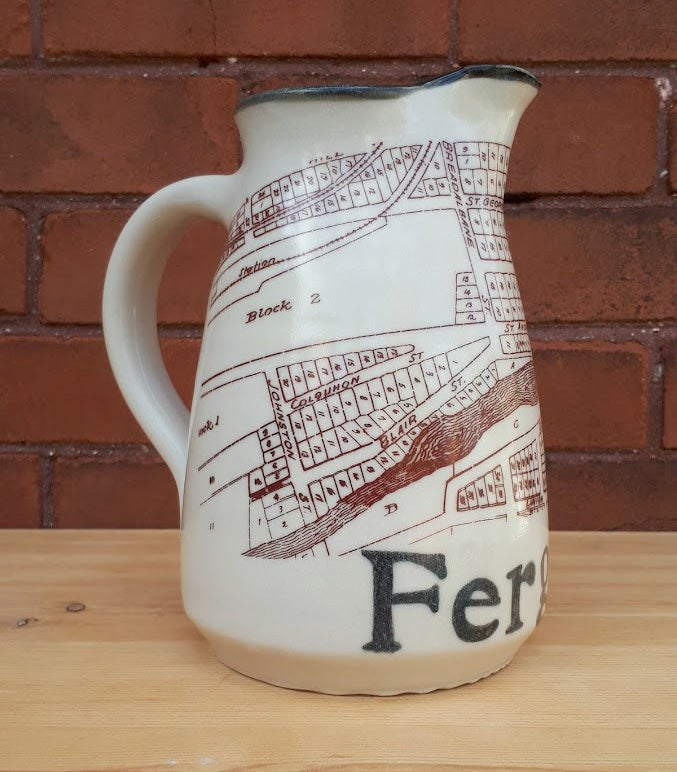 Image of Old Fergus Pitcher by Bunny Safari