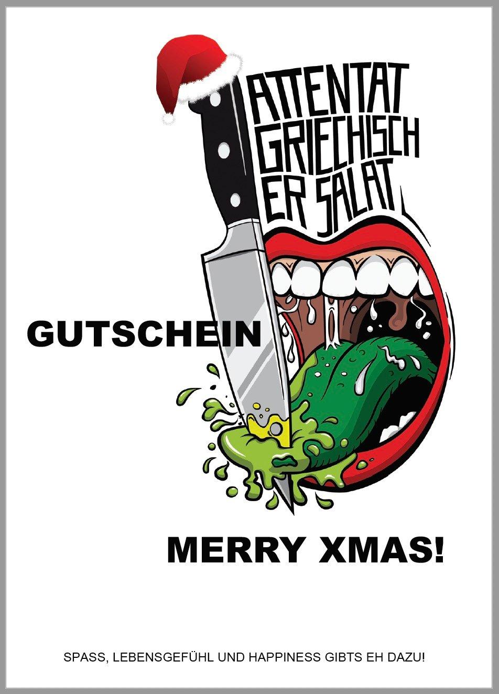 Image of Attentat als Weihnachtsgeschenk!