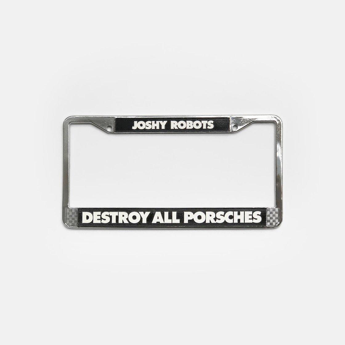 Image of Destroy plate frame