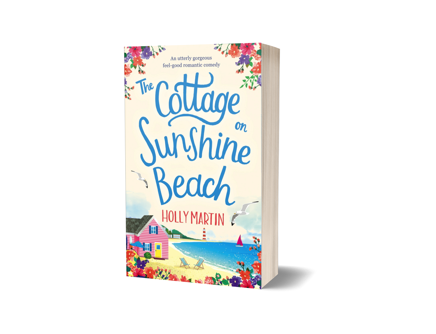 Image of Signed paperback of The Cottage on Sunshine Beach