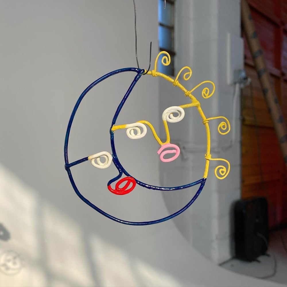 Image of Sun/Moon Ornament