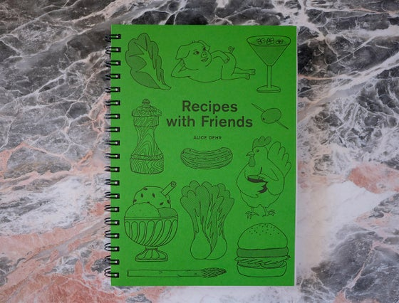 Image of Recipes with Friends Xmas Special – Cactus Green