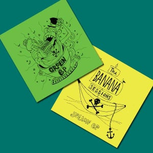 Image of Green & Yellow EPs