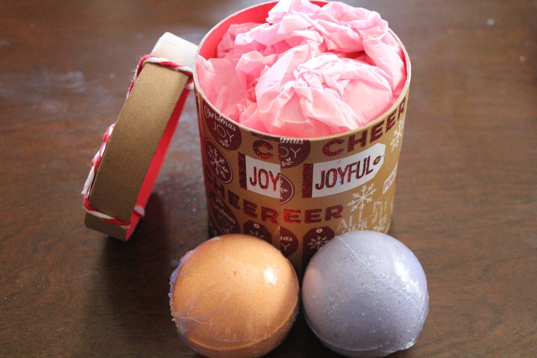 Image of Bath Bomb Gift Box