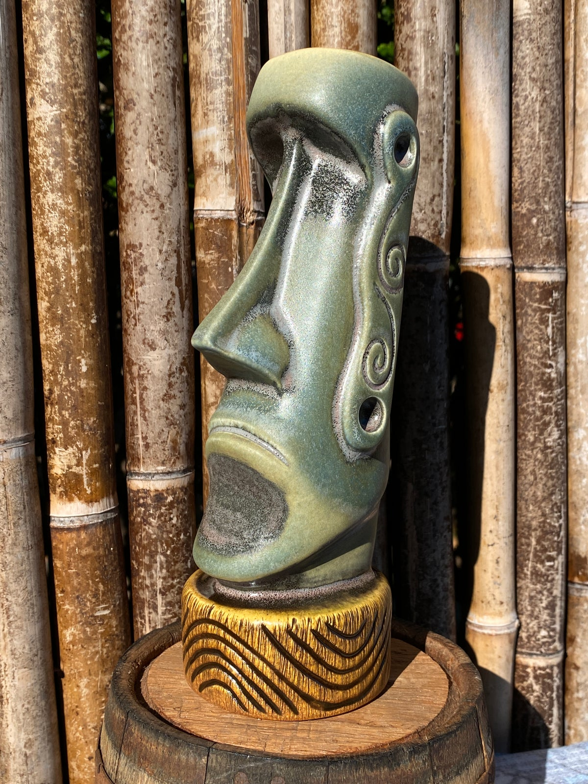 Image of Morongo Tiki Mugs - Available at Tiki Oasis Arizona