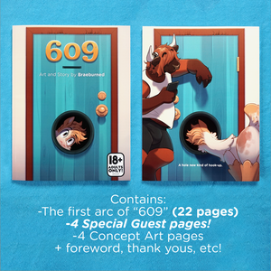 "Image of ""609"" Book (18+)"