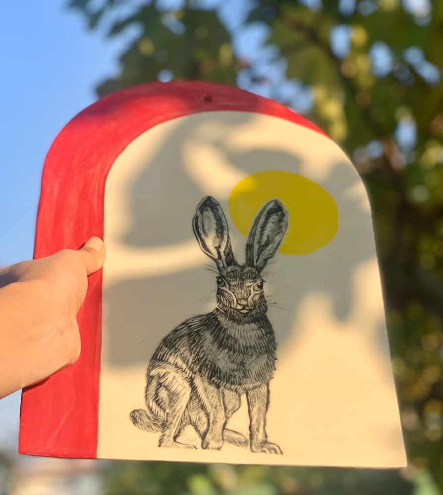 Image of Red Arch Hare