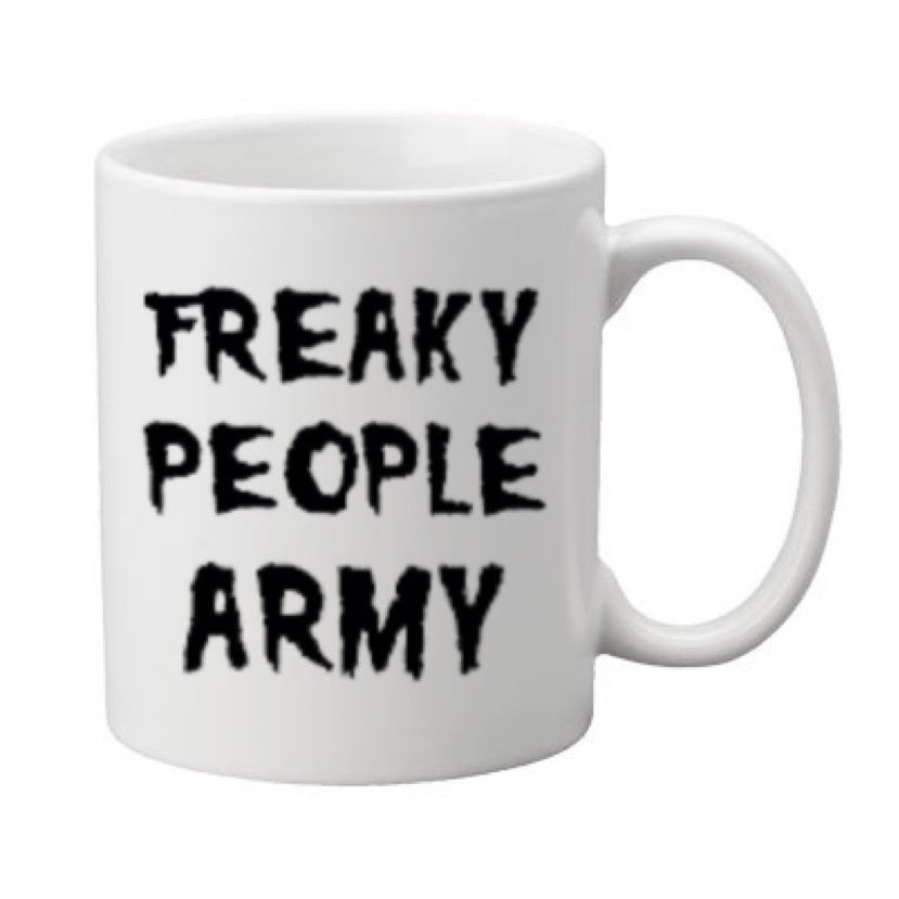 Image of Freaky People Army 11oz. Mug