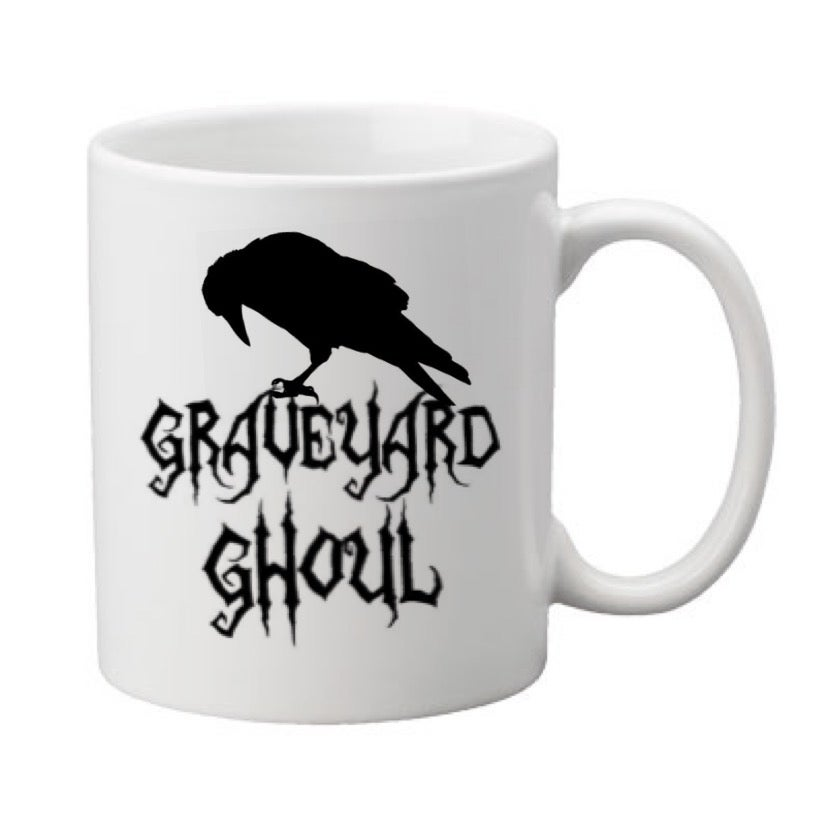 Image of Graveyard Ghoul 11oz. Mug